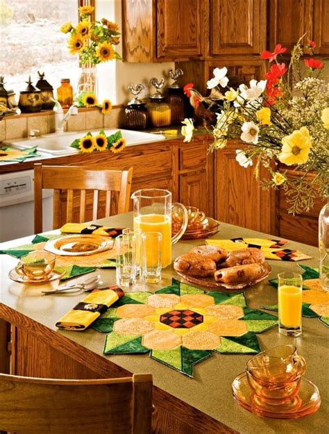 idea for kitchen decorations 11 diy sunflower kitchen decor ideas diy to make