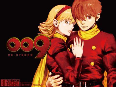 009 re cyborg 009 re cyborg free anime wallpaper site