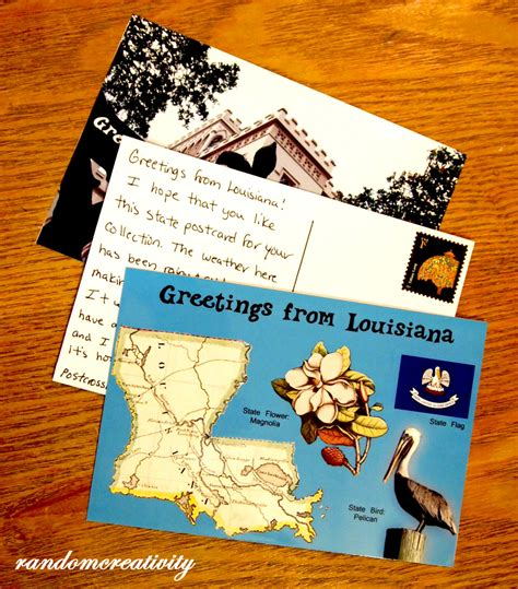 how to make post cards diy simple postcards random creativity