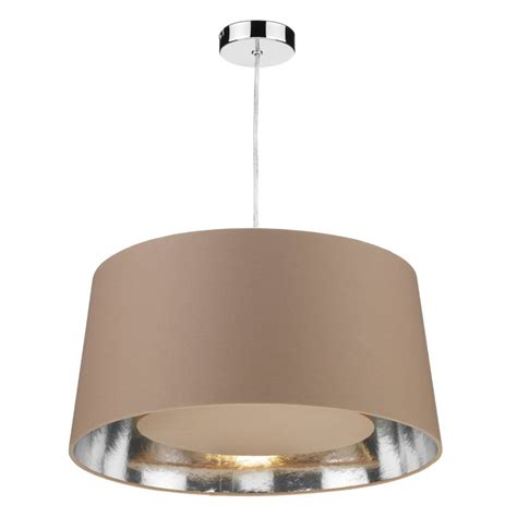 light shade ceiling bugle easy fit non electric taupe ceiling light shade