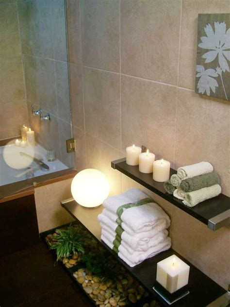 How To Decorate A Bathroom Like A Spa by 19 Affordable Decorating Ideas To Bring Spa Style To Your