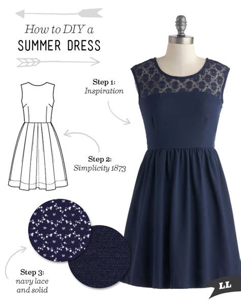 how to sew on a dress how to diy a summer dress sew diy
