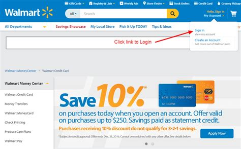 make a payment on my walmart credit card image gallery walmart login