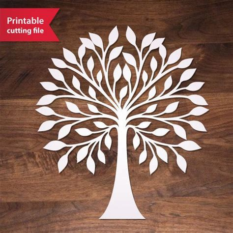 design for tree 25 unique tree stencil ideas on cut canvas