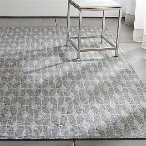 crate and barrel indoor outdoor rugs aldo dove grey indoor outdoor rug crate and barrel