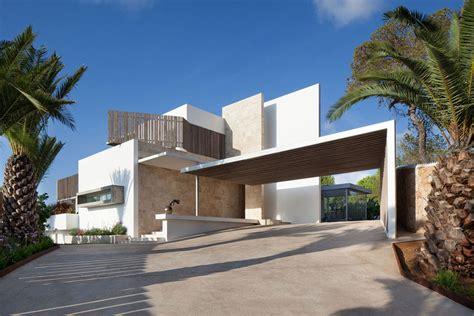Spanish Villa House Plans magnifique r 233 sidence de standing dans les hauteurs d ibiza