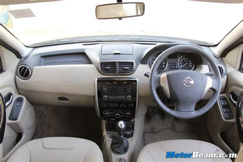 interior nissan terrano renault duster starts losing steam to ford ecosport