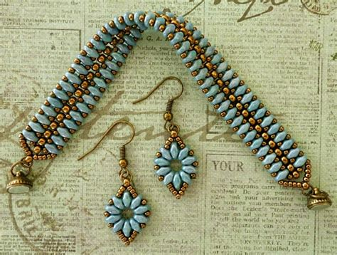 superduo bead patterns s crafty inspirations earrings to go with the