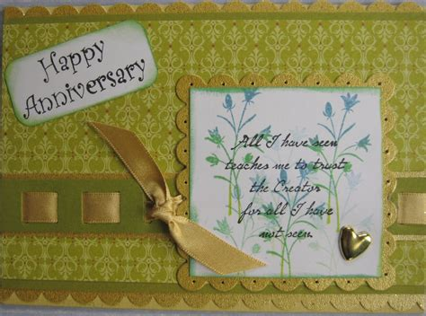 anniversary card ideas ideas for impressive wedding anniversary cards best