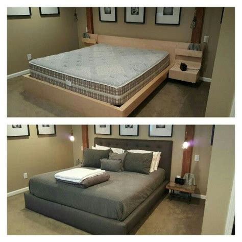 ikea hack bed best 25 ikea malm bed ideas on malm bed