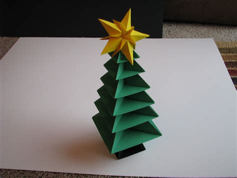 Origami Tree Tutorial 36 Make Bake Sew