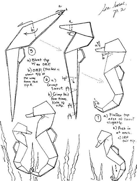 easy origami sea creatures origami sea creatures origami origami