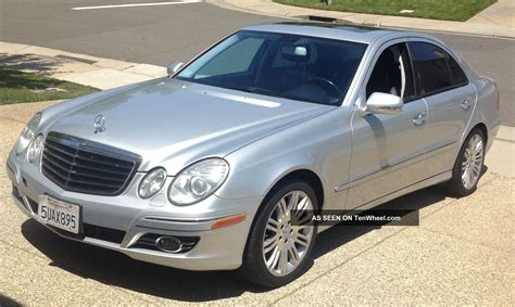 2007 E350 Mercedes by 2007 Mercedes E350 Sport Package