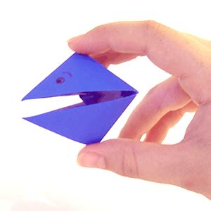 how to make origami snapper origami snapper