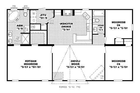 open floor plans for homes free printable home plans