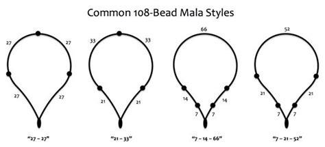 how to make mala mala stringing malas other jewellery