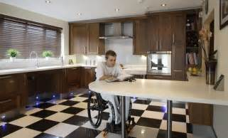 accessible kitchen design accessible kitchen design home planning ideas 2018