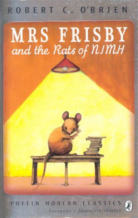 mrs frisby and the rats of nimh top 100 children s novels 33 mrs frisby and the rats of