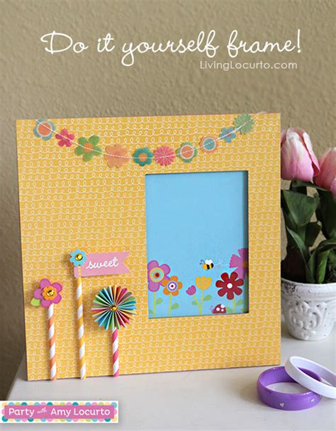 paper crafts and scrapbooking diy scrapbook frame craft tutorial