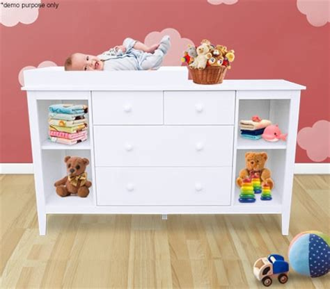 white baby change table with drawers baby changing table cabinet with drawers white sales