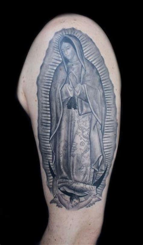 virgen by francisco sanchez tattoos