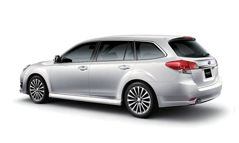 Subaru Legacy Scoop by New Subaru Legacy Touring Wagon Debuts In Japan Carscoops