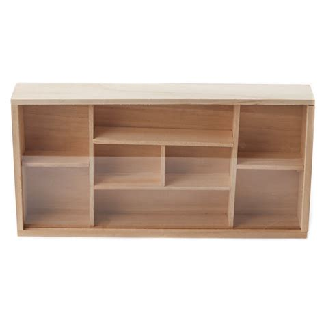 unfinished wood unfinished wood memory display box decorative accents