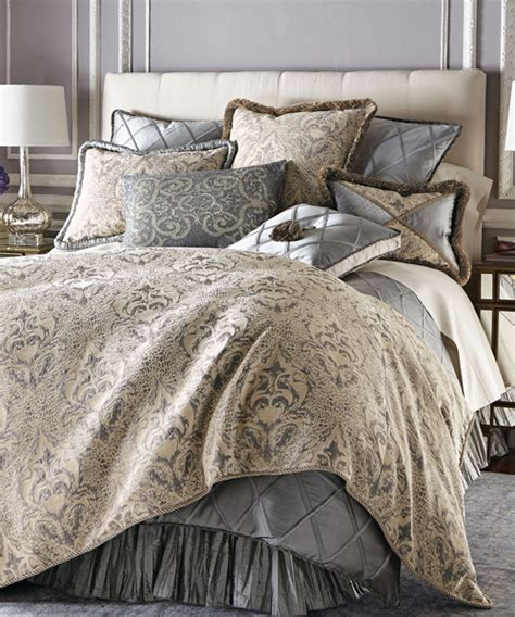 hiend accents linen and lace comforter set luxury bedding designer bedding collections linens