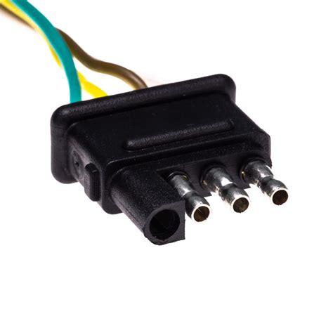 light connectors tc 4cmpt 4 wire trailer light connector plugs