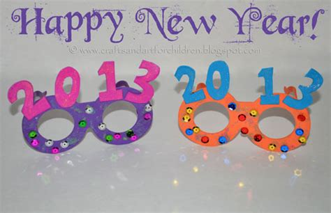 new years crafts crafts new year s activities think crafts by