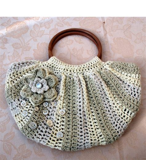 crochet bags with knitting patterns free crochet bag