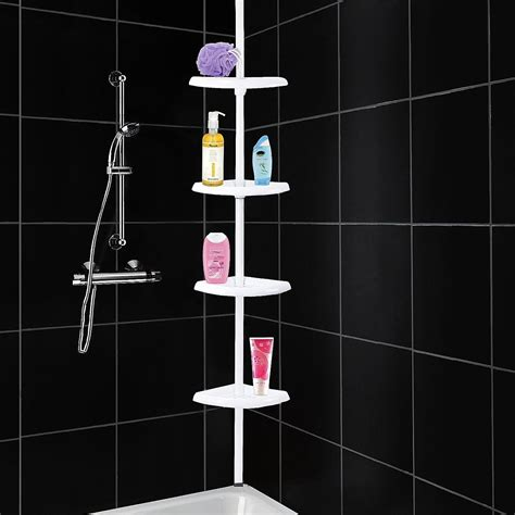 corner shelves bathroom 7 best corner shelves for bathroom