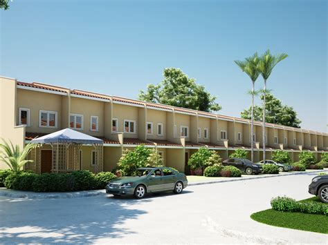 One Bedroom Duplex townhouse designs thd 2012001 pinoy eplans