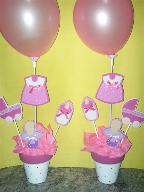Centro De Mesa Para Baby Shower by Centros De Mesas Baby Shower Imagui