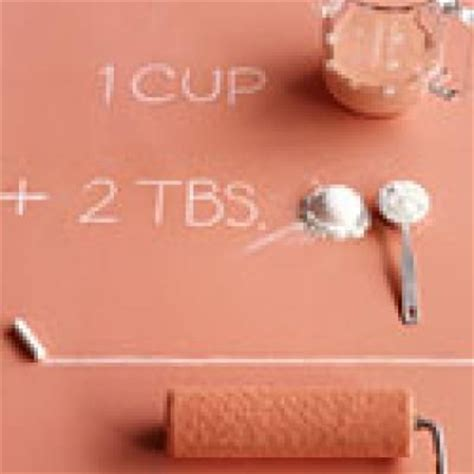 diy chalk paint with unsanded grout how to make chalkboard paint in any color 1 cup paint 2