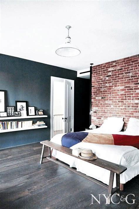 exposed brick bedroom best 25 brick wall bedroom ideas on exposed