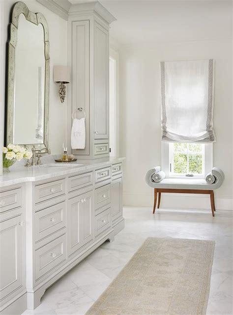 light gray bathroom light grey bathroom cabinets with glass knobs