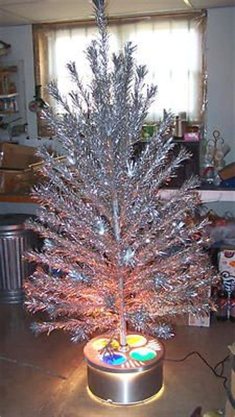 1960 silver tree 1000 images about aluminum trees on