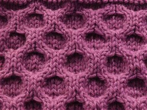 honeycomb knit stitch honeycomb knitting patterns a knitting