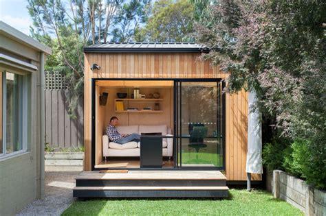 backyard garage ideas blackburn office studio contemporary shed melbourne
