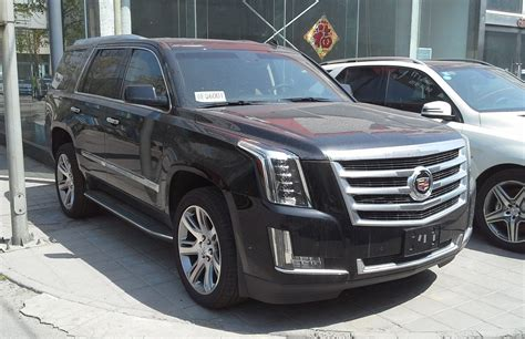 Chevrolet And Cadillac by Cadillac Escalade