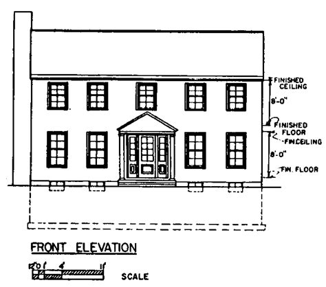 floor plans for colonial homes simple colonial house plans colonial two story house plans