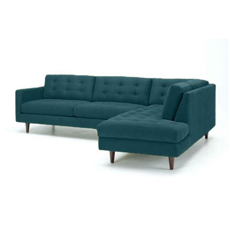 teal sectional sofa sectionals and sofas leather sofa