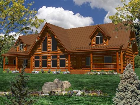 ranch log home floor plans one story log home plans ranch log homes log cabin home floor plans mexzhouse