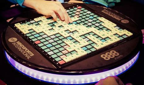 spinning scrabble board when relatives scrabble one s quest to become a