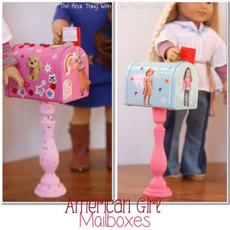 doll crafts for american craft mailboxes