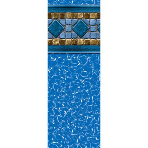 beaded pool liners for above ground pools 24 lucia 52 quot uni bead above ground pool liner