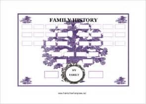 family tree templates free amp premium creative template