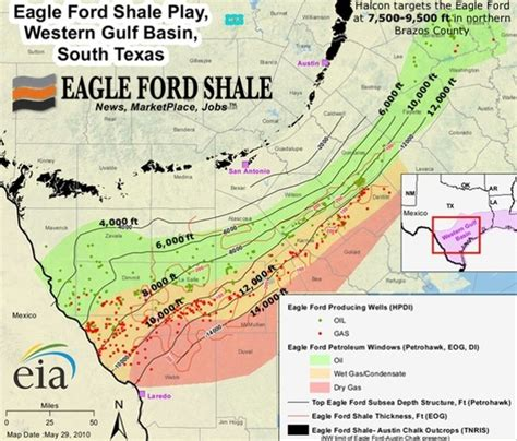 Eagle Ford by Eagle Ford Map My