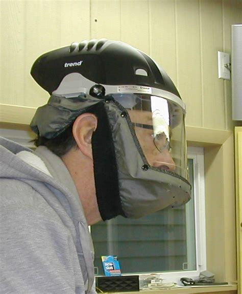 woodworking respirator trend airshield pro tool review the to earth woodworker
